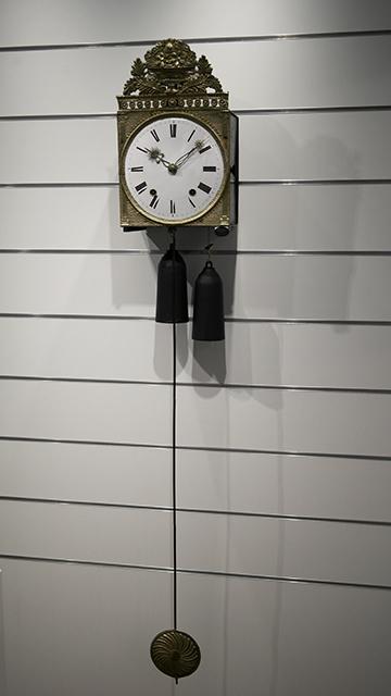 Comptoise klok